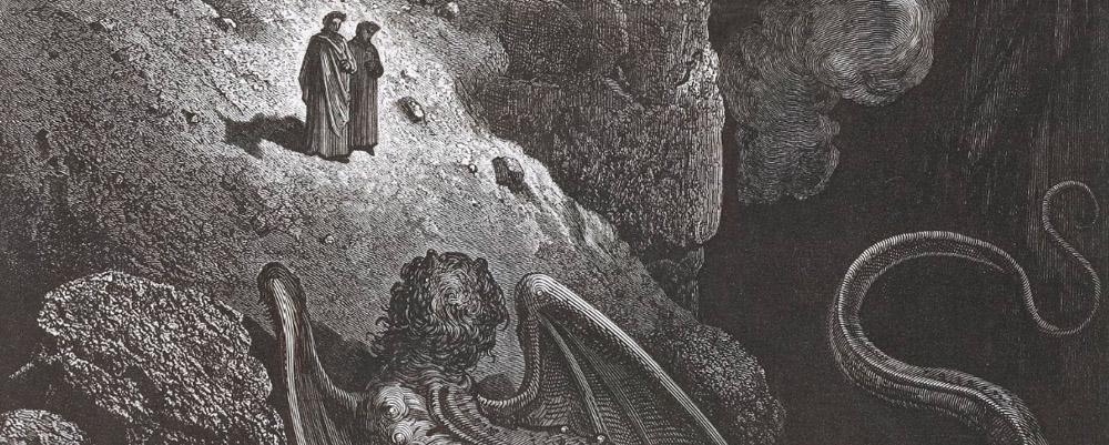 Aux origines de la Fraude : plongée dans l'Enfer de Dante