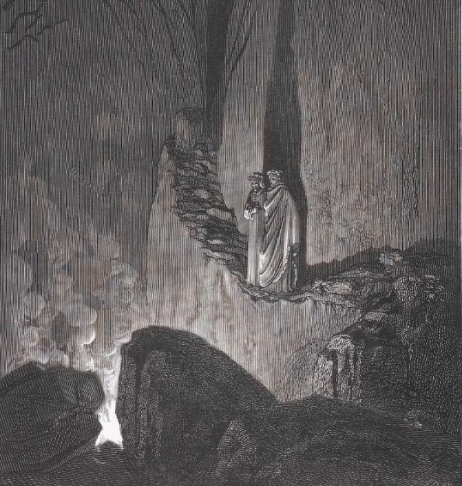 Gustave Doré Conseillers de Fraude